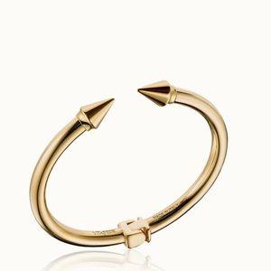 Vita Fede XS Titan Yellow Gold Color Bracelet